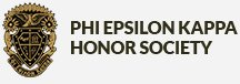 Phi Epsilon Kappa Honor Society